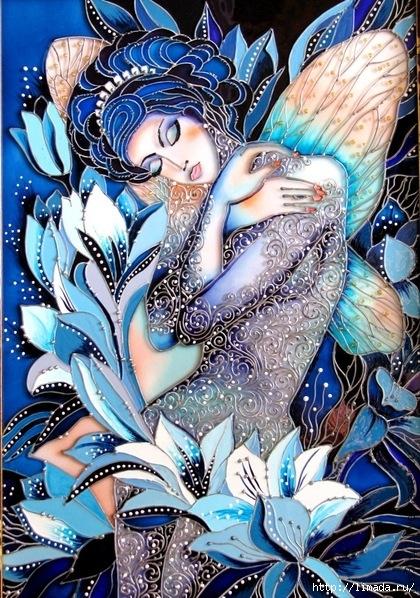 fb511850089-kartiny-panno-feya-nochi-vitrazhnaya-rospis-n7525 (420x598, 294Kb)