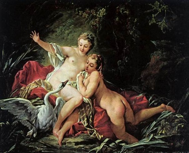 Как Зевс добивался любви