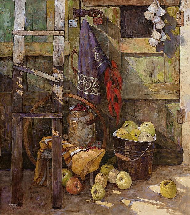 Denis Sarazhin _ paintings  (4) (618x700, 687Kb)