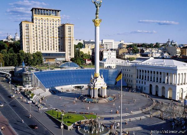 киев площадь (600x433, 188Kb)