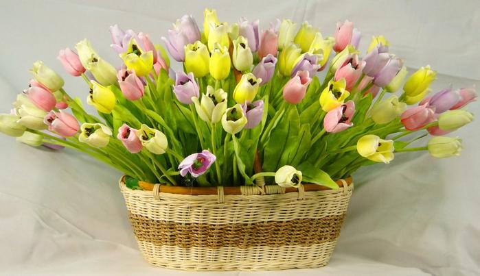 цветы и корзина 4 (700x403, 337Kb)