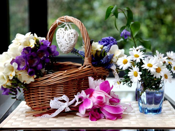 цветы и корзина 11 (700x525, 461Kb)