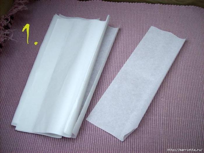Восковой венок. Розочки из кальки. Мастер-класс (2) (700x524, 230Kb)