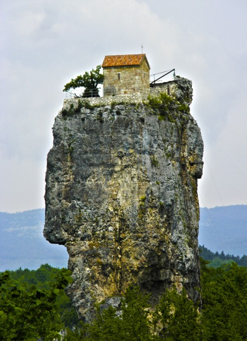 Монастырский комплекс Кацхис Свети