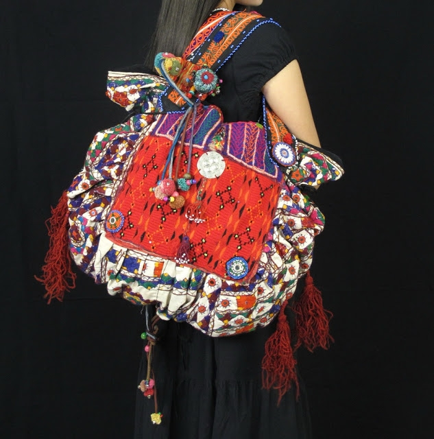 Antique Fabric Hill Tribe Shoulder Bag 3 (633x640, 248Kb)