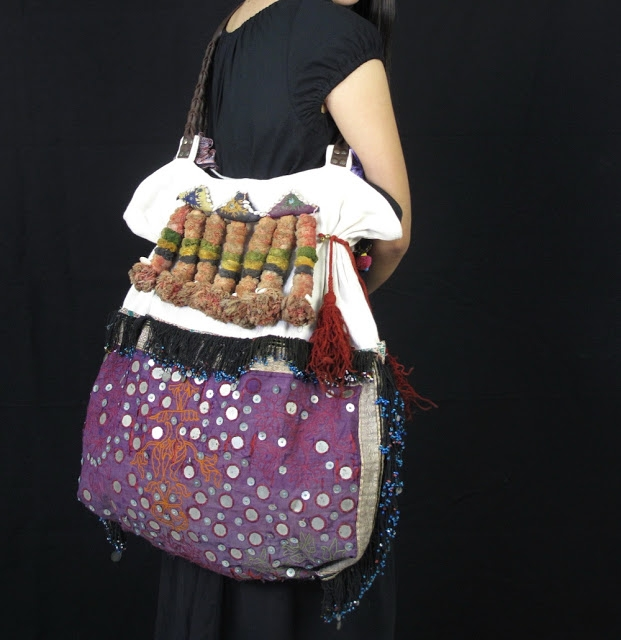 Vintage Tribal Textile Hippie Bag 2 (621x640, 190Kb)