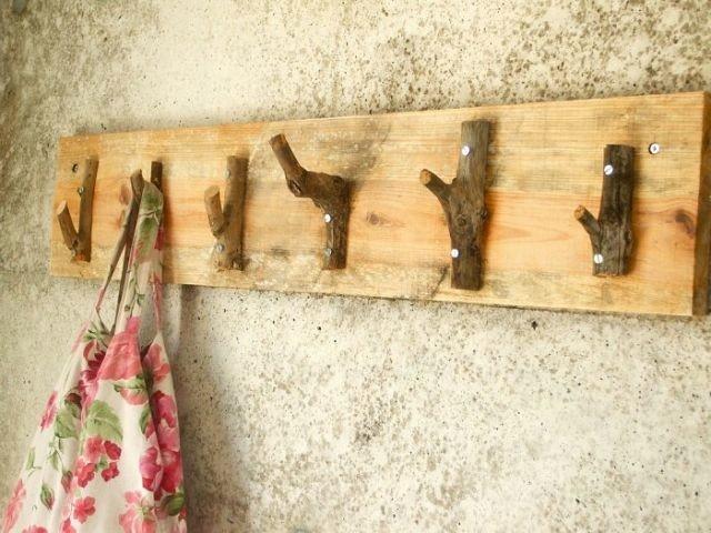 Крючки своими руками из подручных материалов