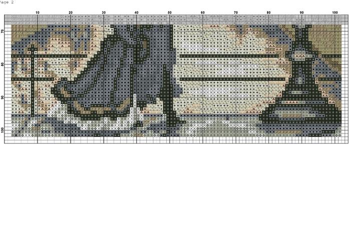 Крюков канал схема вышивки 62