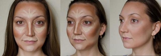 Как при помощи макияжа сделать глаза больше? Форум