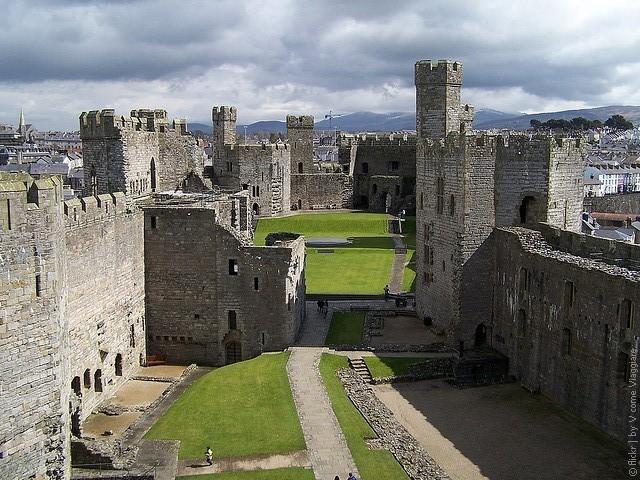 шотландский замок данноттар 7 (640x480, 281Kb)
