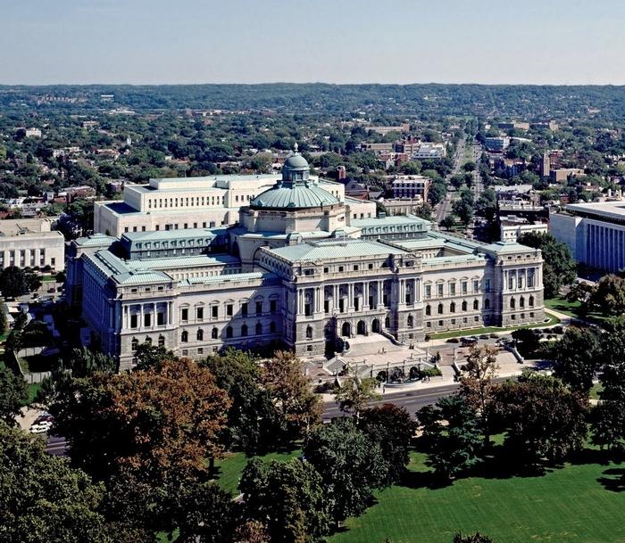 библиотека конгресса фото 1 (700x609, 404Kb)