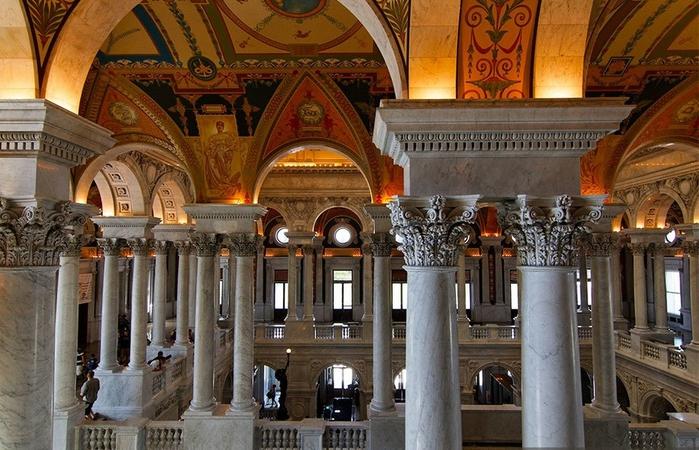 библиотека конгресса фото 4 (700x450, 294Kb)