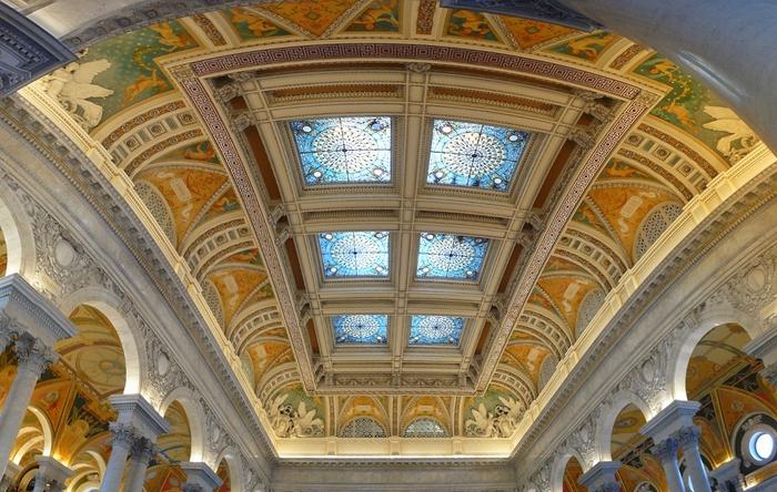 библиотека конгресса фото 6 (700x444, 313Kb)