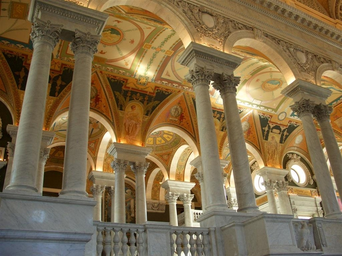 библиотека конгресса фото 7 (700x525, 301Kb)