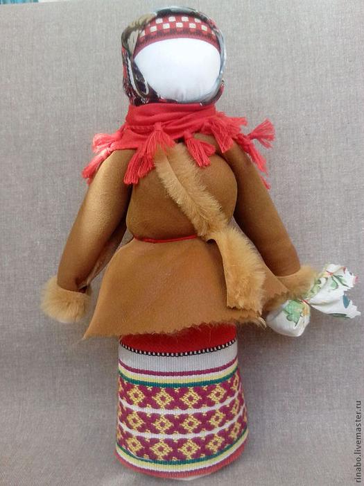 Столбушка кукла оберег пошагово фото