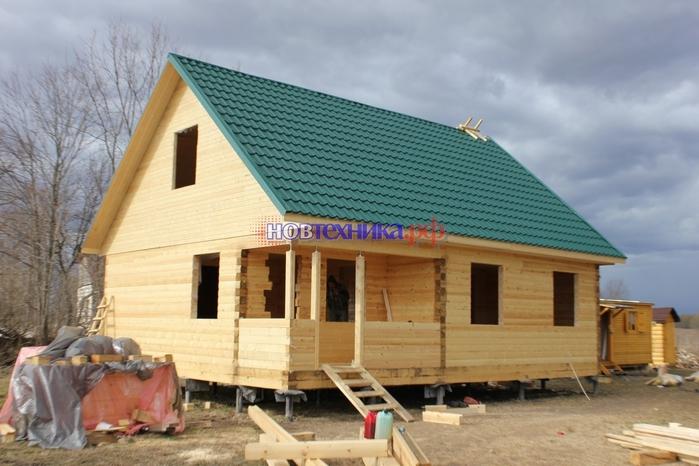 Применение пластиковых панелей в отделке загородного дома или бани из бруса (3) (700x466, 234Kb)