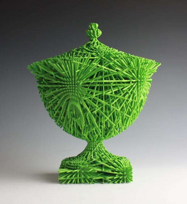 декоративные вазы фото 1 (605x660, 236Kb)