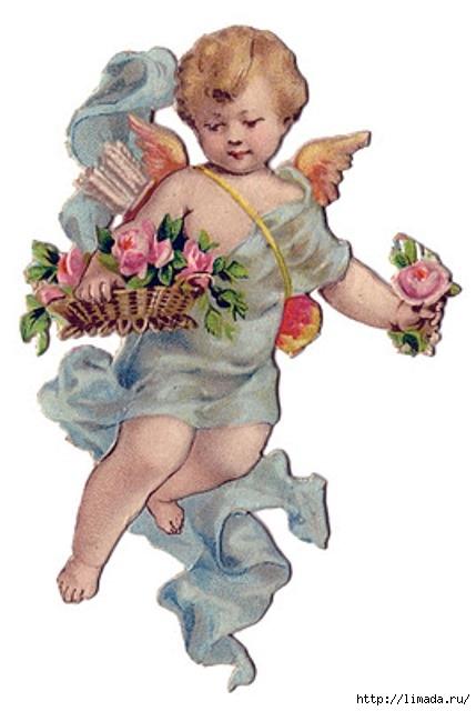 cherub+vintage+Image+GraphicsFairyblue (429x640, 115Kb)