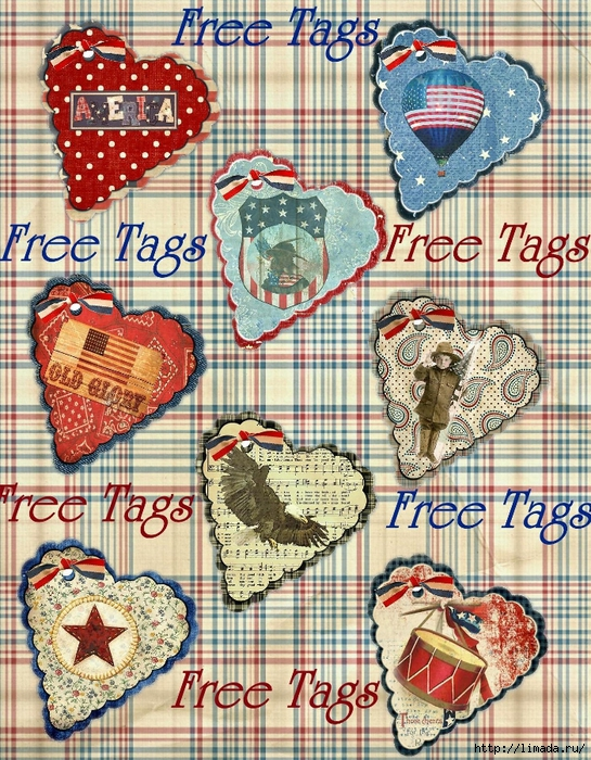 FREE_July_Fourth_Tags_Sample (545x700, 453Kb)
