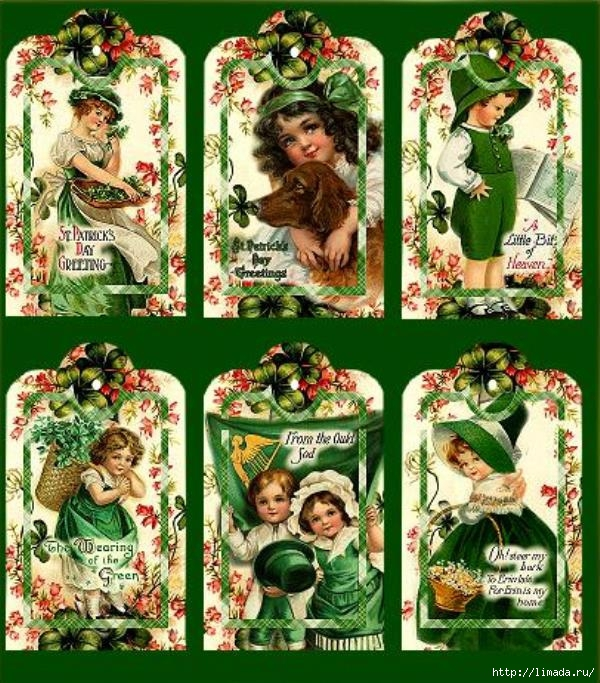 Vintage_St._Patricks_Day_Tags_Sample (600x683, 334Kb)