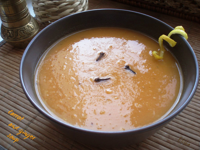 Carrot and ginger soup (700x525, 104Kb)