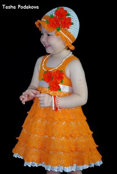 платье апельсин (405x600, 130Kb)