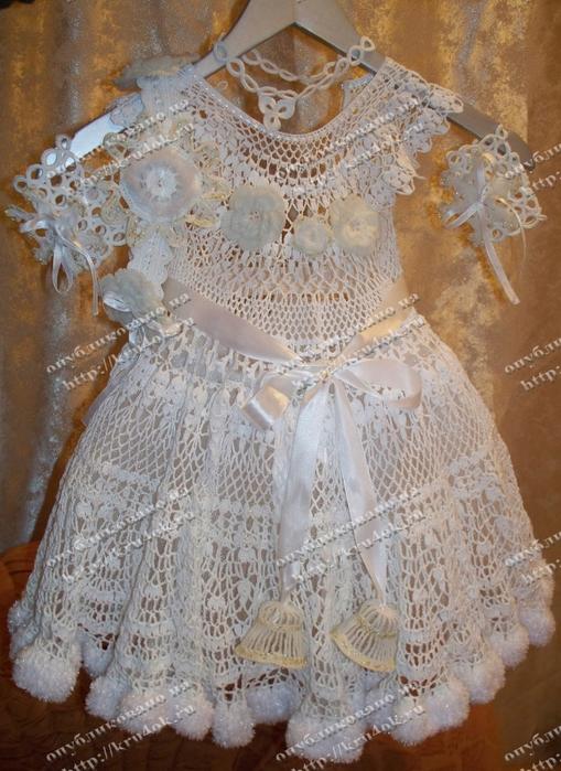платье снежинка (509x700, 310Kb)