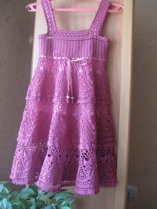 платье фолетовое  (3) (525x700, 283Kb)
