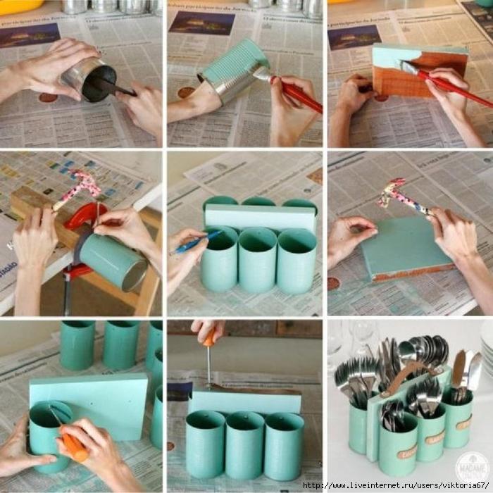 Что можно сделать  в домашних условиях из бутылки