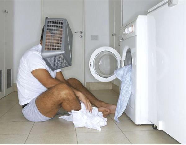 Не знаю, как раньше люди жили без стиральных машин-автоматов!