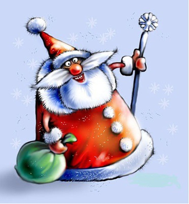 Зимние старты с Дедом Морозом