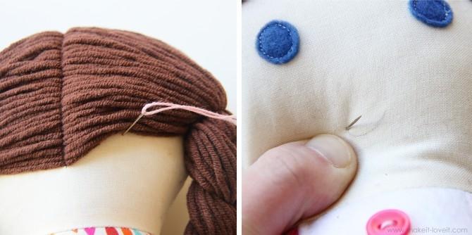 Как сшить куклу своими руками тильду