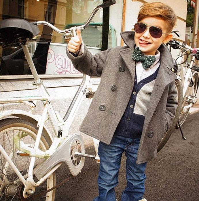 модные дети фото 1 (691x700, 385Kb)