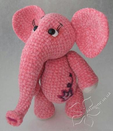 слоненок (389x450, 138Kb)