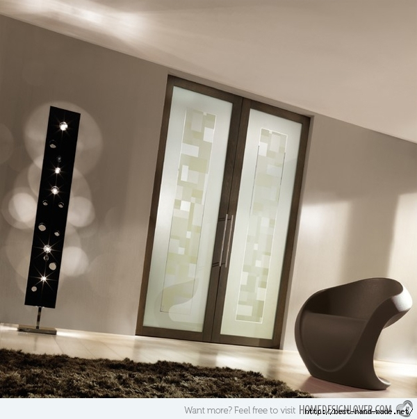 Wonderful-view-Modern-Interior-Doors-With-Glass (600x603, 174Kb)