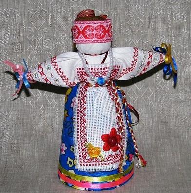 Кукла мотанка своими руками оберег