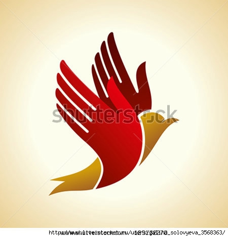 stock-vector-fly-of-bird-to-hand-creative-idea-125132270 (450x470, 75Kb)