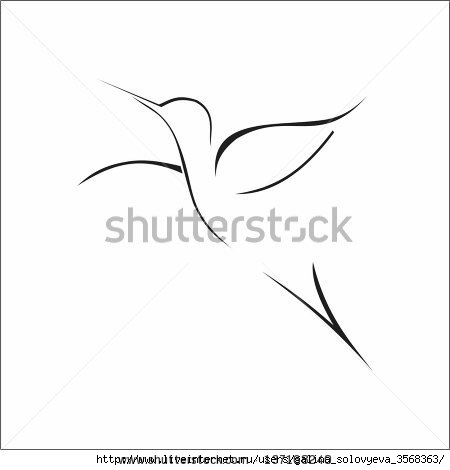 stock-vector-hummingbird-137168240 (450x470, 34Kb)