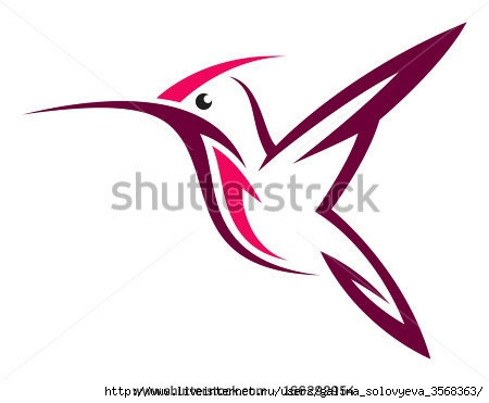 stock-vector-hummingbird-166292954 (450x371, 55Kb)