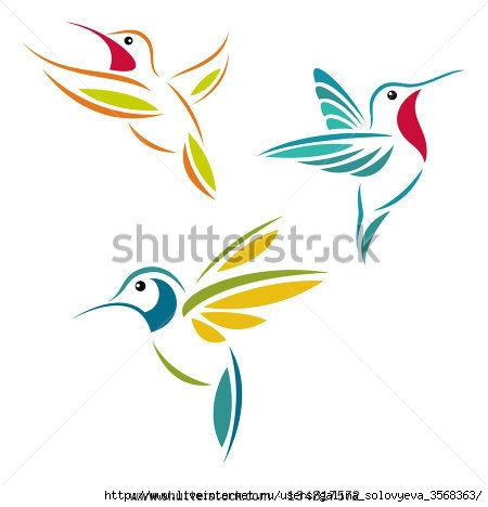 stock-vector-hummingbirds-134817572 (450x468, 68Kb)