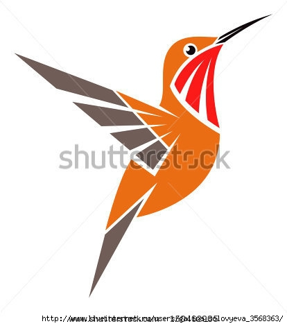 stock-vector-rufous-hummingbird-150462905 (414x470, 53Kb)