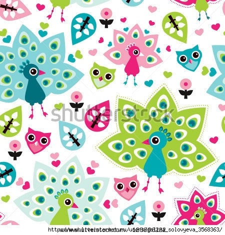 stock-vector-seamless-peacock-bird-and-owl-oriental-kids-background-pattern-in-vector-128693222 (450x470, 190Kb)