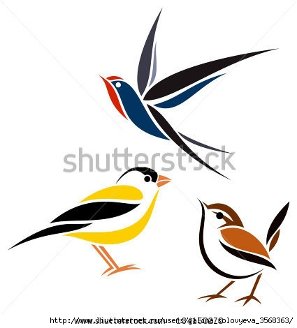 stock-vector-stylized-birds-barn-swallow-winter-wren-and-american-goldfinch-134150270 (425x470, 64Kb)