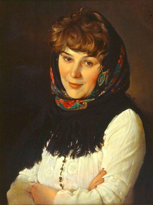 Шурыгин Николай. Портрет (521x700, 45Kb)