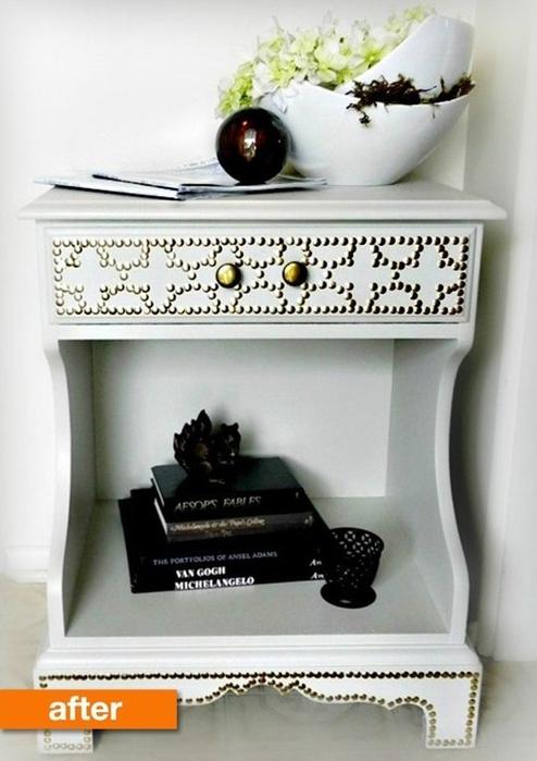 Ремонт и реставрация мебели. Фотографии ДО И ПОСЛЕ (4) (494x700, 190Kb)