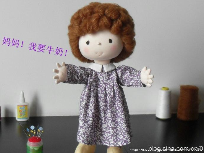Куколки из японского журнала