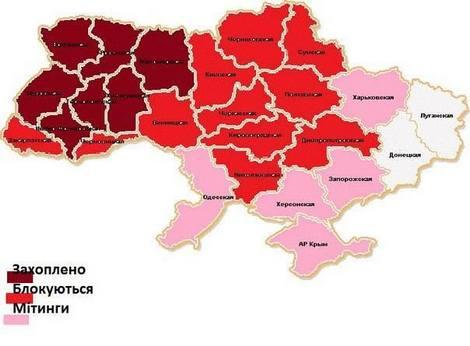 карта захваченных областей украины (470x346, 22Kb)
