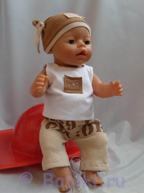 Одеваем кукол Шьем одежду для кукол любого. как сшить постельное белье дл..