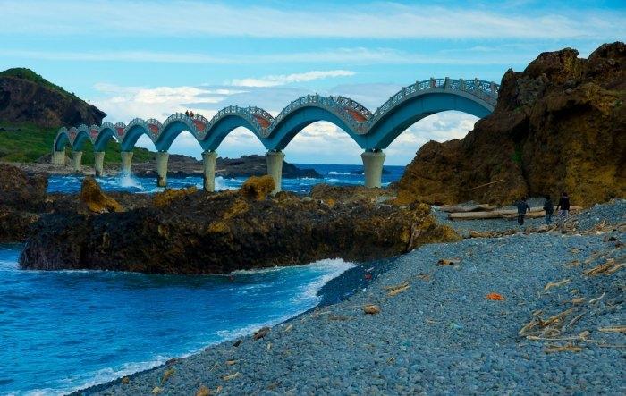 драконий мост тайвань (700x443, 215Kb)