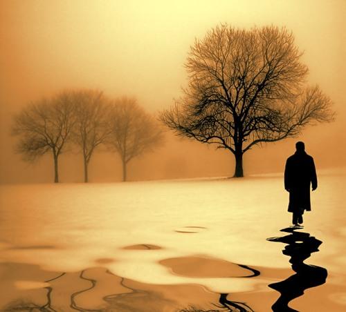 Дорога в одиночество (500x452, 47Kb)